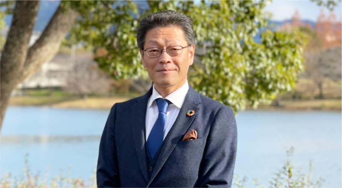 代表取締役 森田学の画像