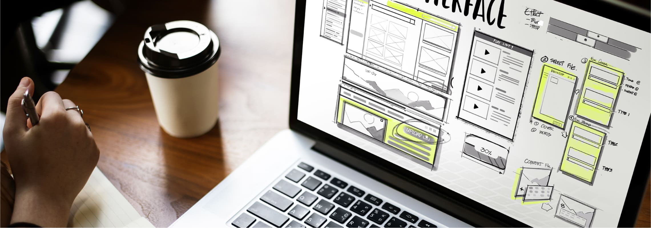 Web事業のメイン画像